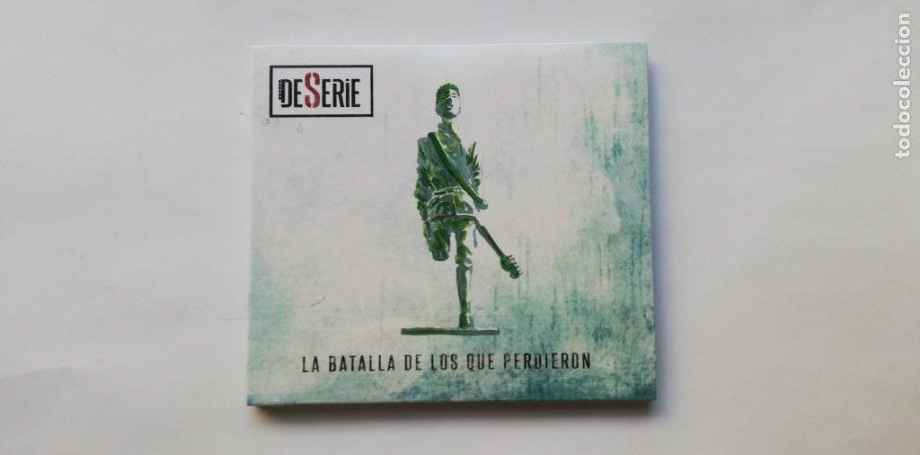0720- LA BATALLA DE LOS QUE PERDIERON- CD NUEVO PRECINTADO LIQUIDACIÓN! (Música - CD's Otros Estilos)