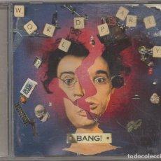 CDs de Música: WORLD PARTY - BANG! / CD ALBUM DE 1993 / MUY BUEN ESTADO RF-6533. Lote 210219400