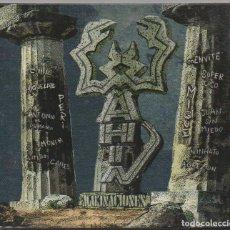CDs de Musique: WAHIN MAKINACIONES - EL SELLO / DIGIPACK CD ALBUM DEL 2006 / MUY BUEN ESTADO RF-6535. Lote 210219550