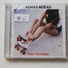 CDs de Música: 0720- ALMAS MUDAS PURA VELOCIDAD - CD NUEVO PRECINTADO LIQUIDACIÓN!. Lote 210220347