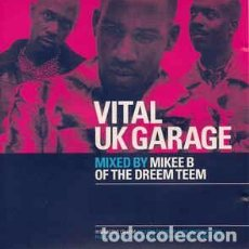 CDs de Música: MIKEE B - VITAL UK GARAGE (CD, MIXED) LABEL:MINISTRY (MAGAZINE) CAT#: MINMAG35 / DEC00. Lote 210231746