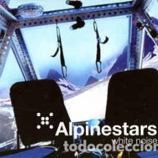 CDs de Música: ALPINESTARS - WHITE NOISE (CD, ALBUM, DIG) LABEL:RIVERMAN RECORDS CAT#: RMR09DP. Lote 210231842