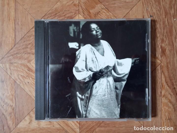 CESARIA ÉVORA - LIVE À L'OLYMPIA - CD 1996 (Música - CD's Otros Estilos)
