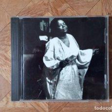 CDs de Música: CESARIA ÉVORA - LIVE À L'OLYMPIA - CD 1996. Lote 210234885