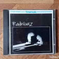 CDs de Música: SILVIO RODRÍGUEZ - RODRÍGUEZ - CD 1994. Lote 210237046