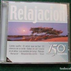 CDs de Música: RELAJACION 150. Lote 210238670