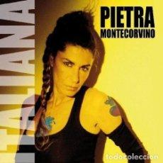 CDs de Música: PIETRA MONTECORVINO – ITALIANA - OFERTA 3X2 - NUEVO Y PRECINTADO. Lote 210240378