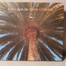 CDs de Música: CD/ AUDIO GUÍA DE : GRAN CANARIA/(REF.A). Lote 210250731