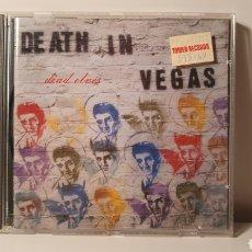 CDs de Música: CD/ DEATH IN VEGAS/ DEAD ELVIS/ ELECTRONICA/ (REF.A). Lote 210253096