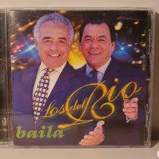 CDs de Música: CD/ LOS DEL RIO/ BAILA/ AÑO 1999/ (REF.A). Lote 210253623