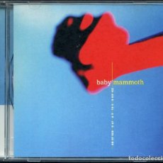 CDs de Música: BABY MAMMOTH ‎– ANOTHER DAY AT THE ORIFICE – CD. Lote 210254695