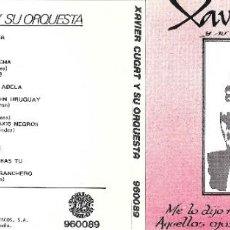 CDs de Música: XAVIER CUGAT - Y SU ORQUESTA. Lote 210255577