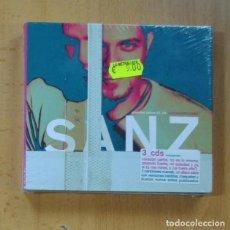 CDs de Música: ALEJANDRO SANZ - SANZ GRANDES EXITOS 91 - 04 - 3 CD. Lote 210297745