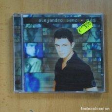 CDs de Música: ALEJANDRO SANZ - MAS - CD. Lote 210298028