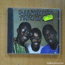 CDs de Música: DJANBUTU THIOSSANE - ASS MASS & PAP - CD. Lote 210298285