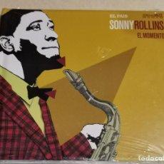 CDs de Música: SONNY ROLLINS / ESTRELLAS DEL JAZZ 18 / EL PAIS / LIB. 60 PÁG./ PRECINTADO.. Lote 210304203