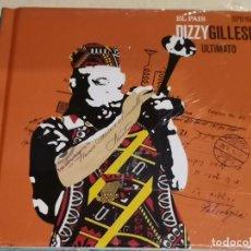 CDs de Música: DIZZY GILLESPIE / ESTRELLAS DEL JAZZ 21 / EL PAIS / LIB. 60 PÁG./ PRECINTADO.. Lote 210304248
