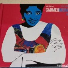 CDs de Música: CARMEN MCRAE / ESTRELLAS DEL JAZZ 28 / EL PAIS / LIB. 60 PÁG./ PRECINTADO.. Lote 210304330