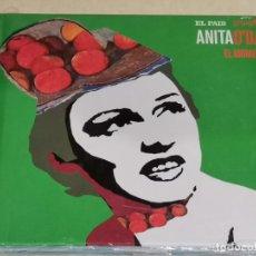 CDs de Música: ANITA O'DAY / ESTRELLAS DEL JAZZ 17 / EL PAIS / LIB. 60 PÁG./ PRECINTADO.. Lote 210304501