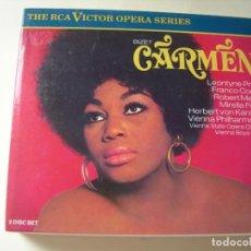CD de Música: CARMEN HERBERT VON KARAJAN. Lote 210305125