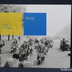 CD di Musica: BEBOP - JAZZ IN PARIS - CD. Lote 210327595