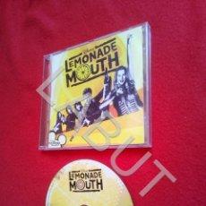 CDs de Música: TUBAL LEMONADE MOUTH CDB. Lote 210327700