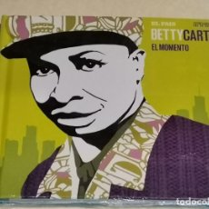 CDs de Música: BETTY CARTER / ESTRELLAS DEL JAZZ 26 / EL PAIS / LIB. 60 PÁG./ PRECINTADO.. Lote 210328202