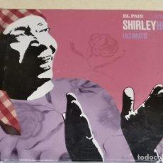 CDs de Música: SHIRLEY HORN / ESTRELLAS DEL JAZZ 20 / EL PAIS / LIB. 60 PÁG./ PRECINTADO.. Lote 210328371