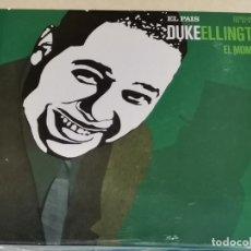CDs de Música: DUKE ELLINGTON / ESTRELLAS DEL JAZZ 25 / EL PAIS / LIB. 60 PÁG./ PRECINTADO.. Lote 210328523