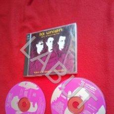 CDs de Música: TUBAL LA UNION EN CONCIERTO 2 CD CDB. Lote 210328598