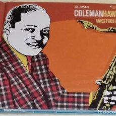 CDs de Música: COLEMAN HAWKINS / ESTRELLAS DEL JAZZ 29 / EL PAIS / LIB. 60 PÁG./ PRECINTADO.. Lote 210328737