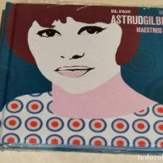 CDs de Música: ASTRUD GILBERTO / ESTRELLAS DEL JAZZ 23 / EL PAIS / LIB. 60 PÁG./ PRECINTADO.. Lote 210328835