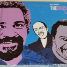 CDs de Música: THE CRUSADERS / ESTRELLAS DEL JAZZ 22 / EL PAIS / LIB. 60 PÁG./ PRECINTADO.. Lote 210328946