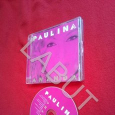 CDs de Música: TUBAL PAULINA RUBIO ANANDA CDB. Lote 210329462
