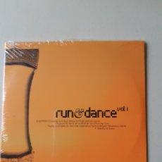 CDs de Música: CD DANCE DE LUX. RUN & DANCE VOL.1. 1996. Lote 210333756