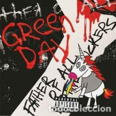 CDs de Música: GREEN DAY - FATHER OF ALL.... Lote 210336357