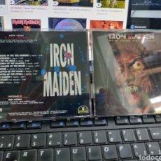 CDs de Música: IRON MAIDEN CD NEW YORK PALLADIUM ITALIA 1990. Lote 210340613
