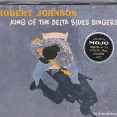 CDs de Música: ROBERT JOHNSON - KING OF THE DELTA BLUES SINGERS - CD DIGIPACK PRECINTADO. Lote 210372163