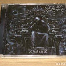 CDs de Música: VADER - THE EMPIRE. Lote 210395640
