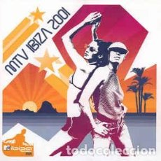 CDs de Música: MTV IBIZA 2001 - DOBLE CD UK 2001 - MADONNA, DEPECHE MODE...Y OTROS. Lote 210399775