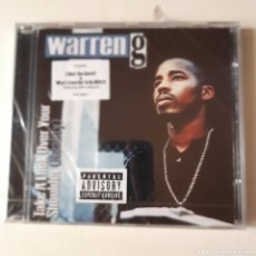CDs de Música: WARREN G. TAKE A LOOK OVER YOUR SHOULDER (REALITY). CD. PRECINTADO. Lote 210411438