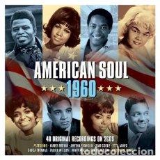 CDs de Música: AMERICAN SOUL - 1960. Lote 210412178
