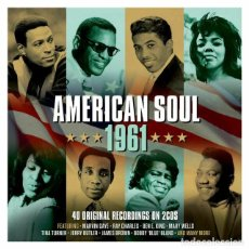 CDs de Música: AMERICAN SOUL - 1961. Lote 210412587