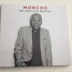 CDs de Música: MONCHO - MIS QUERIDOS BOLEROS - 2017 - NUEVO SIN ABRIR - PRECINTADO. Lote 210412951