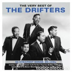 CDs de Música: THE DRIFTERS - THE VERY BEST OF. Lote 210415077