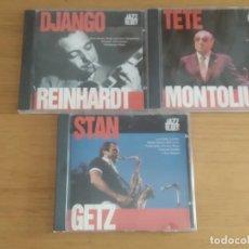 CDs de Música: LOTE CD JAZZ & BLUES. Lote 210432731