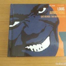 CDs de Música: CD LUIS AMSTRONG EL PAIS. Lote 210432950