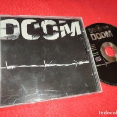 CDs de Música: JOHN GRUNT+BACKES+MOSLENER DOOM CD 1999 UBM RECORDS 1169 ELECTRONICA EXPERIMENTAL. Lote 210433826