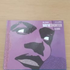 CDs de Música: CD WAYNE SHORTER EL PAIS. Lote 210433836