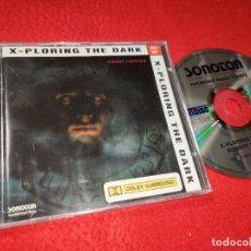 CDs de Música: ROBERT NARHOLZ X-PLORING THE DARK CD 1997 SONOTON GERMANY ALEMANIA DRONE ELECTRONICA. Lote 210434025